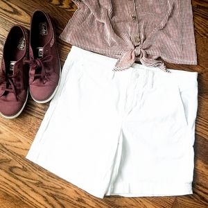 Chino by Anthropologie shorts